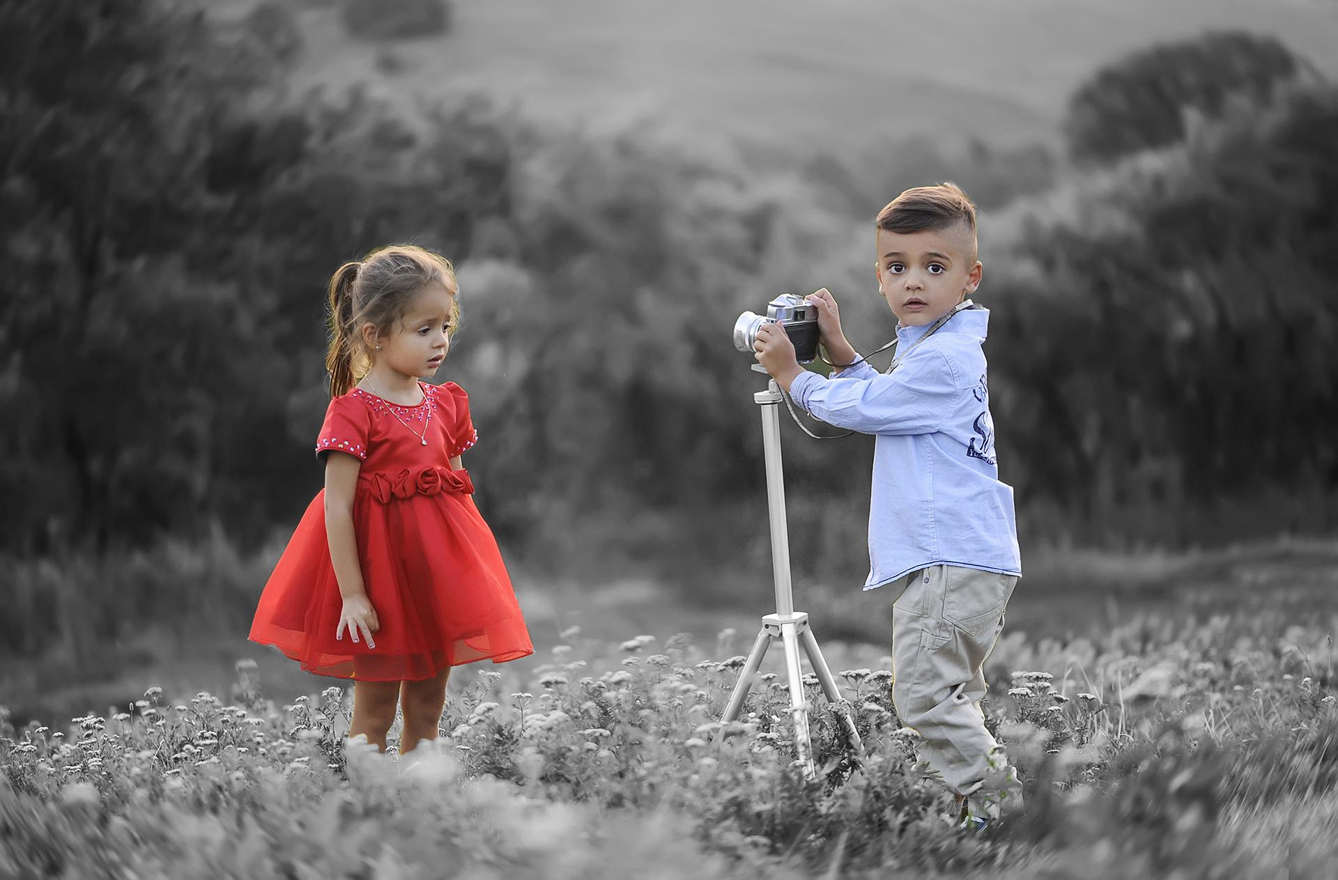child-920128 noir & blanc sélectif2